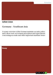 Title: Germany - Southeast Asia