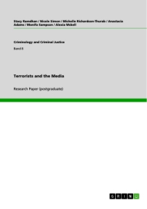Title: Terrorists and the Media