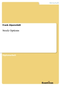 Titel: Stock Options