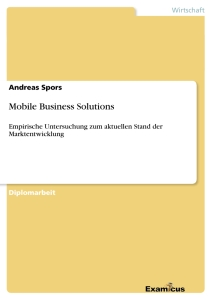 Title: Mobile Business Solutions