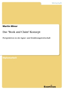 "Title: Das ""Book and Claim""-Konzept"