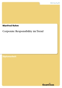 Title: Corporate Responsibility im Trend