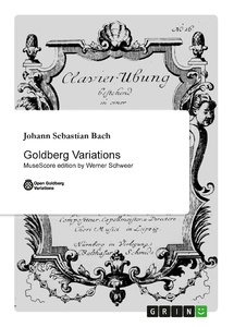 Title: Goldberg Variations