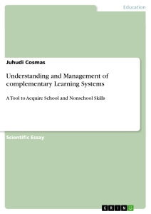 Title: Understanding and Management of complementary Learning Systems