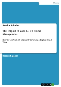 Title: The Impact of Web 2.0 on Brand Management