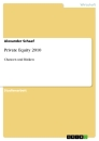 Titel: Private Equity 2010