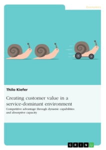Title: Creating customer value in a service-dominant environment
