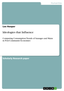 Title: Ideologies that Influence