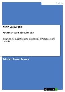 Title: Memoirs and Storybooks
