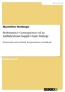 Titel: Performance Consequences of an Ambidextrous Supply Chain Strategy