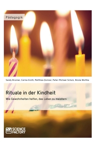 Title: Rituale in der Kindheit