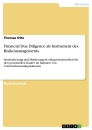 Title: Financial Due Diligence als Instrument des Risikomanagements