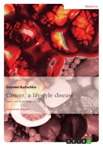 Title: Cancer, a lifestyle disease