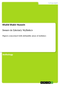Title: Issues in Literary Stylisitcs