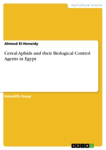 Title: Cereal Aphids and their Biological Control Agents in Egypt