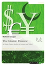 Title: The Islamic Finance