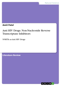 Titre: Anti HIV Drugs. Non-Nucleoside Reverse Transcriptase Inhibitors