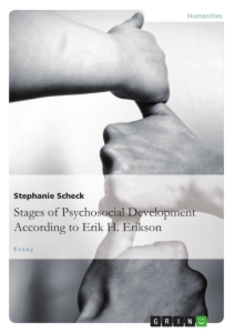 Título: The Stages of Psychosocial Development According to Erik H. Erikson