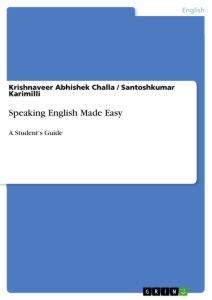 Title: Speaking English Made Easy