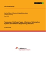 Title: Taxonomy of Software Types. A Review of Information Systems and Software Engineering Literature
