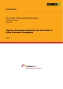 Titel: Theories of European Integration and the Premise of Policy Preference Convergence
