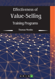 Title: Effectiveness of Value-Selling Training Programs