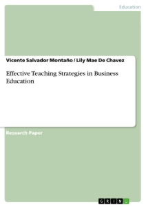Title: Effective Teaching Strategies in Business Education