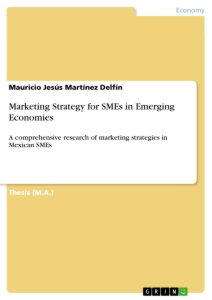 Titel: Marketing Strategy for SMEs in Emerging Economies