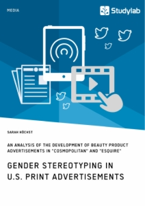 Title: Gender Stereotyping in U.S. Print Advertisements
