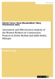Efficiency of Ethiopian Garment Factories  Evidence from