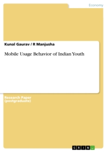 Title: Mobile Usage Behavior of Indian Youth