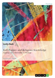 Titel: Karl Popper and Religious Knowledge