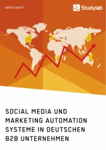 Title: Social Media und Marketing Automation Systeme in deutschen B2B Unternehmen