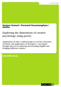 Title: Exploring the dimensions of creative psychology using poetry