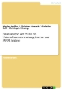 Title: Finanzanalyse der PUMA SE. Unternehmensbewertung, interne und SWOT Analyse