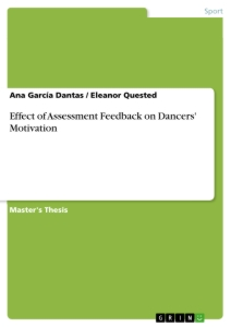 Title: Effect of Assessment Feedback on Dancers' Motivation