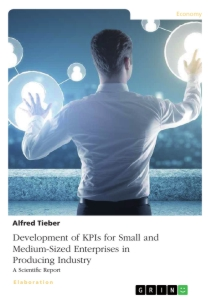 Title: Development of KPIs for Small and Medium-Sized Enterprises in Producing Industry