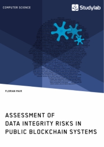 Title: Assessment of Data Integrity Risks in Public Blockchain Systems