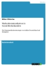Title: Markenkommunikation in Social-Media-Kanälen