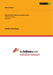 Titel: Health Technology