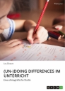 Title: (Un-)Doing Differences im Unterricht