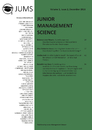 Title: Junior Management Science, Volume 1, Issue 2, December 2016
