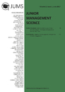 Title: Junior Management Science, Volume 2, Issue 1, June 2017