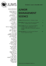 Title: Junior Management Science, Volume 2, Issue 3, December 2017