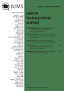 Title: Junior Management Science, Volume 3, Issue 1, March 2018