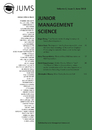 Title: Junior Management Science, Volume 3, Issue 2, June 2018