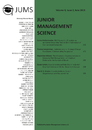 Title: Junior Management Science, Volume 4, Issue 2, June 2019