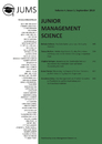 Title: Junior Management Science, Volume 4, Issue 3, September 2019