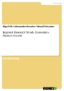 Title: Regional Research Trends. Economics, Finance, Society