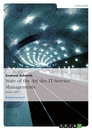 Title: State of the Art des IT-Service Managements